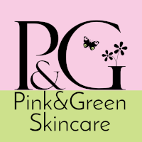 Pink and Green Skincare