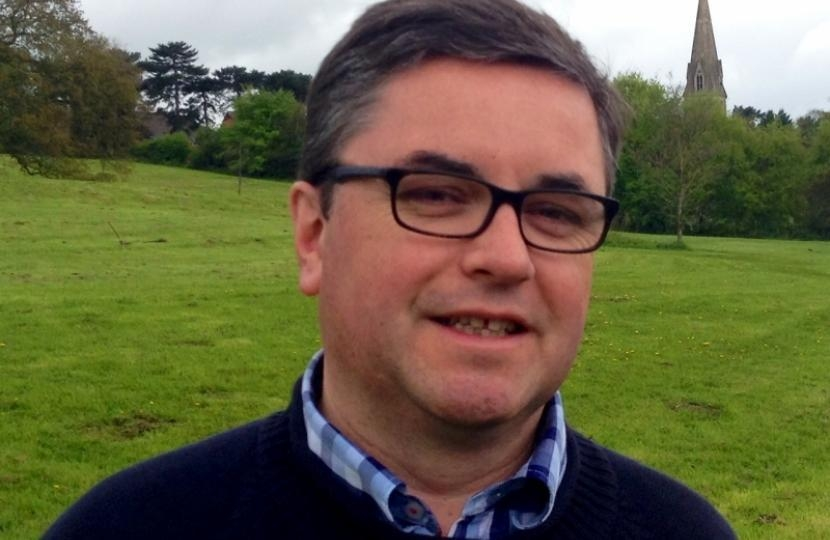 Robert Buckland MP welcomes news that unemployment has fallen in South Swindon again