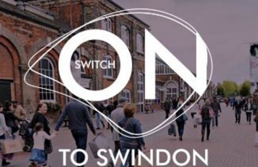 Switch on to Swindon