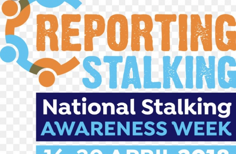 National Stalking Awareness Week