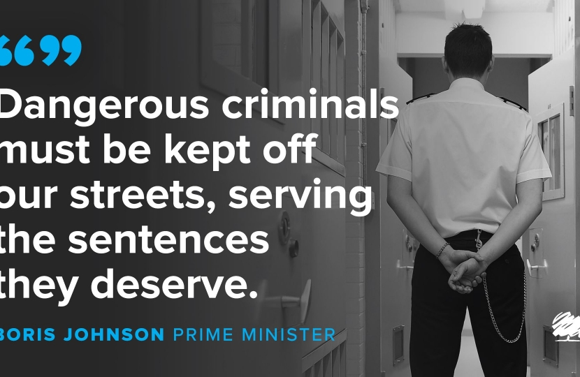 Conservative Party Tough On Crime